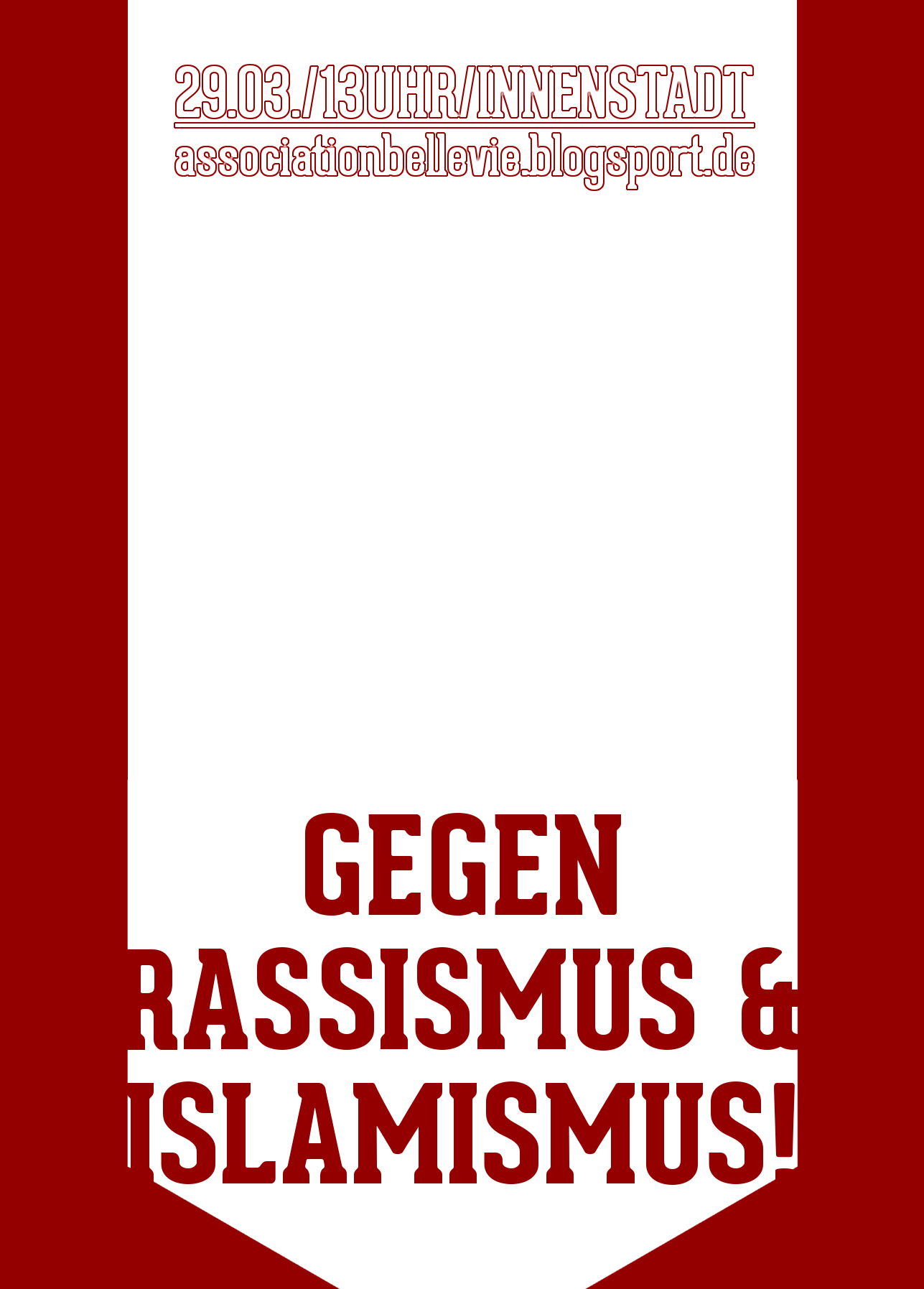 Gegen Islamismus und Rassismus